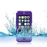 Waterproof Shockproof Dirt Snow proof Holder Case Cover Dot For Apple iPhone 6(Assorted Colors)