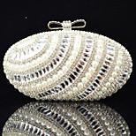 Handbag Crystal/ Rhinestone/Luxurious Satin Evening Handbags With