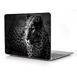 The Leopard Design Full-Body Protective Plastic Case for 12