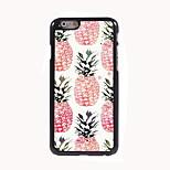 Pineapple Design Aluminum Hard Case for iPhone 6