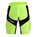 WOSAWE Men's Summer Bike Cycling Quick Dry Breathable MTB Water proof Sport Shorts Woemn's Pant