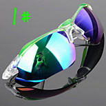 Unisex 's High Quality Fashion Waterproof Polarized Glasses /Summer Sports Style Glasses(Eight kinds of color)