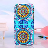 Fashion Colorful Graffiti Painted Luminous PC Back Cover Case for iPhone 6
