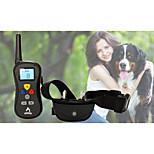 patpet Fernwasserdichte Hundehalsband mit LCD-Display (pts-008)