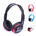Brand New Music Wireless Bluetooth V3.0 Headset Headband Headphones with Mic for iPhone Samsung Smartphone PC