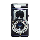 Camera Pattern PC Hard Case for Sony Xperia Z3 Compact/Z3 mini