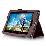 Protective Tablet Cases Leather Cases Bracket Holster for Acer iconia Tab7 A1-713 (7 inches)