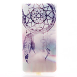 Campanula Pattern Material TPU Soft Phone Case for Sony Z4
