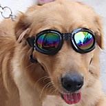 New Fashionable Foldable Water-Proof Multi-Color Pet Dog Eye Wear Protection Goggles Sunglasses (Assorted Colors)
