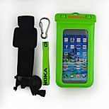 water proof phone bag/smartphone waterproof bag/pvc waterproof bag for phone
