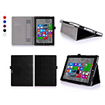 Dengpin 10.8'' PU Leather with Stand Cover Case Skin for Microsoft Surface 3 Tablet (Assorted Colors)