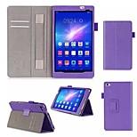 Schutz Tablet-Taschen Ledertaschen Halterung Holster für Huawei MediaPad m2 (8 Zoll)