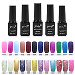 1PC Yiday Soak-off UV & LED Color Gel Polish (No.49-72 Colors Available)
