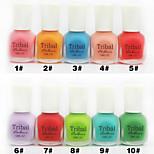 Nail Art Environmental Cashmeran Matte Polish (12ml,No.1-10 Colors Available)