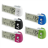 3D Wireless Transmission Belt Calendar Pedometer Pedometer with Time Pedometer