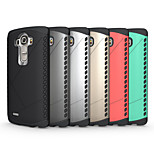 Super Protection Combo Shell Protective Sleeve for LG G4 (Assorted Color)