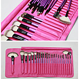24 pcs Pro High Quality Easy Makeup Brush Set