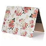 2015 Fashion Colorful Flower Full Body Hard Case for New Macbook Air 13.3 inch (Assorted Colors)