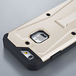 IPhone6 is three bracket shell silicone PC protective film waterproof and dustproof support iPhone6