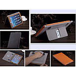 Solid Color PU Leather Auto Sleep/Wake UP Folio Cases Envelope Cases For iPad Air 2(Assorted Color)
