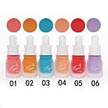 Nail Art Bgirl Feeding-bottle Cashmeran Matte Polish (10ml,No.1-6 Colors Available)