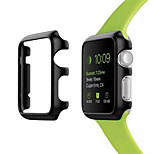 PC Contracted Design A Border for Apple iWatch 38 MM(Assorted Colors)