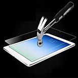 -ultra fino protector de pantalla de alta calidad de cristal templado para el ipad 2/3/4