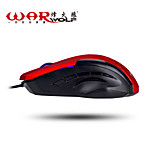1000DPI 3D LED  USB Game Mouse With  SystemWindows2000,XP(SP2-SP3).Vista.Windows7.windows8