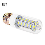 E14 9 W 36 SMD 5630 760 LM Warm White / Cool White T Corn Bulbs AC 220-240 V