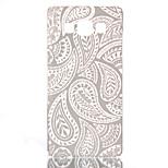 ontto kukkakuvio ultrathin kova takakannen suojakotelo Samsung Galaxy a3 a5