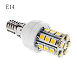 E14/G9/E26/E27 3 W 27 SMD 5050 350 LM Warm wit/Koel wit Dimbaar Maïslampen AC 220-240/AC 110-130 V