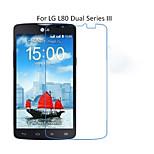 5PCS HD Clear Transparent Screen Protector Film For LG L80