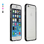 Pajiatu Metal Ultra-thin Mobile Phone Bumper Frame for iPhone 6 (Assorted Colors)