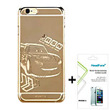 Disney McQueen Cover Case for Iphone6 4.7