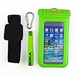 waterproof cell phone case bag/waterproof floating bag/ waterproof cell phone case for htc