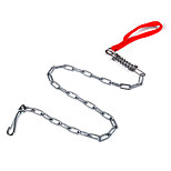 [BEJIARY] Pet Dog Spring Coil Metal Dog Chain Dog Rope