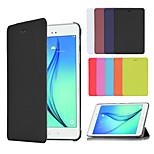 biznes inteligentny pu skóra okładka przypadku Galaxy Tab samsung 8,0 T350 / T550 zakładka 9.7 (różne kolory)