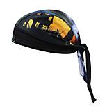 Bandana Bike Cycling,Motorcycle Biker Skull Caps Personalized Pirate Scarf Windproof Cycling Sunscreen Sweat Outdoor Head Wraps Hat