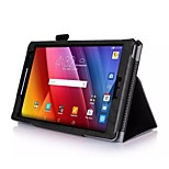Protective Tablet Cases Leather Cases Bracket Holster for Asus ZenPad 8 Z380C (8 inches)