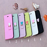 Color Bow with Stand Protective Sleeve Holster for iphone6