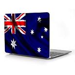 diseño de la bandera australia de cuerpo completo caja de plástico de protección para 12