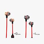 hoco® epb01 3,5 millimetri stile neckband sportivo stereo auricolare bluetooth per cuffie per iPhone e gli altri