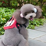 Spaß pets® niedlich Hip-Hop-Kaninchenform Reiserucksack für Haustiere Hunde (verschiedenen Größen)
