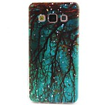 Branch Pattern TPU Material Phone Case for Samsung  Galaxy A3 A5