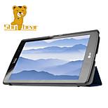 timido orso ™ il caso del basamento della copertura del cuoio per lg g pad x 8.3 tablet