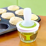 Kitchen Oil Holder, Environmental Glass and Silicon