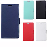 New Style High Quality PU Leather Wallet Card Slot for Microsoft Lumia 640 (Assorted Colors)