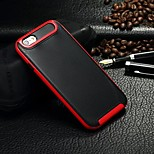 High Quality 2 in 1 Hybrid TPU Case for iPhone 5/5S (Assorted Colors)
