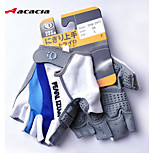 ACACIA Cycling Bike Bicycle gloves Hexagon 3D Shockproof Sports Half Finger Glove Size M-XL Cycling Gloves