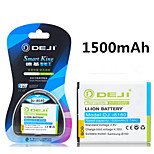 DE JI High Capacity 3.8V 1500mAh Li-ion Replacement Battery for Samsung Galaxy I8160  S7562  I699  7392